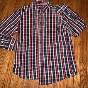 Like New Old Navy Button-Up